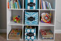 Let's Organize / by Stacy Paprocki