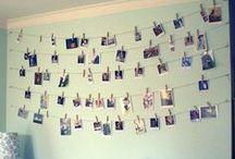Bedroom ideas / by Alyssa Skinner