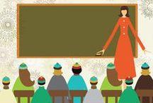 School Ideas / by Elizabeth Stebe