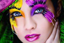 Face paint folly / by Nina Vail