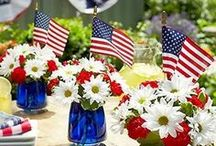 4th of July / The third biggest holiday in my small town!  / by Alexandria Bagwell