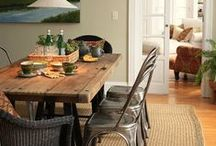 -:Dining Room:- / by Angela Fahl