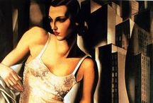 Art Deco / Art, photography and graphics from the Art Deco era