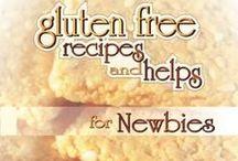 Goodbye Gluten! / by Stacy Paprocki