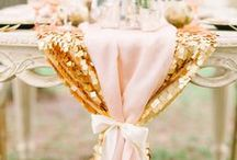 Ready...Steady... Party! / Pretty things and details for parties
