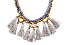 BISUTERIA (Tassel necklaces) / by Teretadas