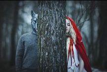 Little Red Riding Hood Shoot Inspiration