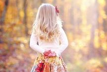 Autumn Shoot Inspiration: Kids