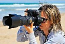 Photography Tips: Shooting & Lighting