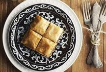 Bakery Shoot Inspiration: Baklava
