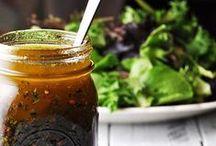 Recipes: Dressings, Marinades & Sauces