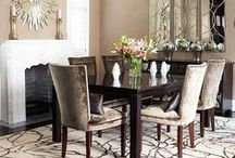 :: Dining Rooms & Tabletops