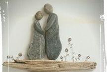 :: Pebble Art