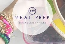 Melissa + Evelyn Meal Prep. / Recipes to Try. Meal Preps to Create.