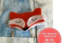 Felt + Fings on Folksy / All the products currently available on FeltnFings on Folksy #folksy