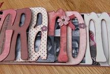 scrapbooking/cards / by Wanda Calhoun