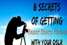 photogrphy tips and tricks and how to / photographic ideas pertaining to taking photos, cameras, and artistic images.  / by STRAITS VIEW PHOTOGRAPHY Marysue Price