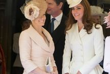 Fashion ♥ British Royal Fashion Inspiration / sets by Princess Diana and the Queen, Catherine and Pippa Middleton, Sophie, Countess of Wessex, and other Princesses or Duchesses | #fashion #style #womensfashion #royalfashion #royalstyle #theBritishroyals #outfits #outfittips #elegance #classic #CatherineMiddleton #DuchessofCambridge #PrincessDiana #QueenElizabeth