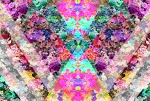 Textiley bits / by Rachael Elliff