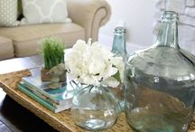 Friend of Glass / usage of glass is practical and good for the environment *bottles, jars, mason jars, glasses* | #ecofriendly #bottle #jar #masionjar #glass #decoration #recycle