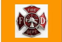 FIRE DEPARTMENT / by Linda Cordell