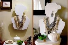 DIY Jewelry Displays