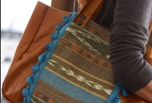 the bag lady & her accessories / DIY bags and accessories. / by Jewel Day