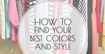 Color Analysis ❁ How to Find Your Colors and Style / Find your colors and style by seasonal color analysis, great charts to analyse yourself. If you need help, send me an email: hello@30somethingurbangirl.com :) | Check my blog post too here: http://bit.ly/30sUG-StartColorAnalysis | #SeasonalColorAnalysis #beauty #beautytips #styletips #bodyshapes #faceshapes #bestcolors