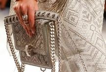 Runway ♥ Glamorous Details / Fashion is Art - when the details matter | #fashion #style #designers #runway #springsummer #SS #fallwinter #FW #womensfashion #runwaydetails #details