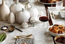 Thanksgiving Home / A vintage Thanksgiving
