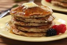 Pancakes / Shrove Tuesday better known to many as Pancake Tuesday or Pancake Day is linked to Easter and the date changes each year.  This year it's February 9.  Whether you are celebrating Pancake Tuesday in the traditional sense or just want to join in on the pancake fun we have a recipe for you! #PancakeTuesday