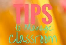 Flipping for Classroom Management / Tips, ideas and inspiration to organize and manage classroom behavior!