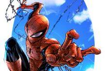 Comic Book Art - Spider-Man