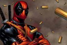 Comic Book Art - Deadpool