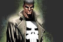 Comic Book Art - Punisher
