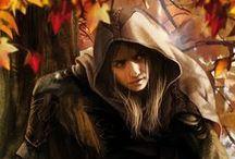 Fantasy - Rangers & Woodsmen
