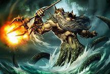 Gods, Goddesses & Mythology
