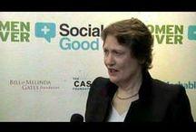 pinterest.com/MarkGKirshner/#Helen4SG / #Helen4SG is a  shared resource in Support of Helen Clark's candidacy 4 UNSG
