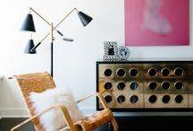 Homes {Interiors} / by Tera Stoneman