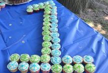 Party Ideas / Birthday Party Ideas for children of all ages. Birthday theme inspiration, crafts and decoration tips.