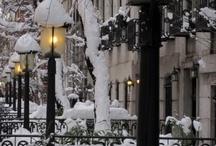 Winter / by Dixie Nichols