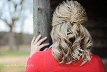 Hair / by Bailey Buchanan