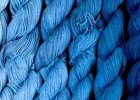 aqua*teal*blue*indigo / Rund ums Blau