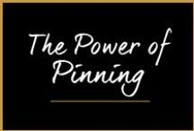 The Power of Pinning Course / Learn how to Use Pinterest to Increase Traffic and Sales for Your Business / by Melanie Duncan