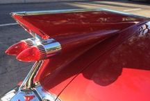 Car Shows / I was raised around old cars, learned about cars and tools helping my father as he rebuilt his '37 Chevy Coup. My husband and I are rebuilding a '27 Ford and we attend car shows throughout the year.  These are the pictures I've taken at the car shows. / by Dalyne Easley