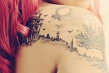 Tattoo's / by Katie Hunt
