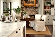 Kitchens / The heart of any home. / by Cheryl Lenenski