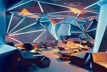 Innerspace / Architecture, interior design. / by Arturo Cortez Berretta