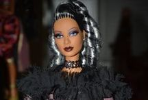 Barbie and Dolls / Fashion, accessories, furniture, DIY projects, customs, and a mishmash of other things for Barbie, Monster High, Poppy Parker and other dolls.  / by Saturday Sequins