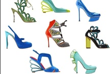 Shoes / I love shoes and now I design them.  What a life ?